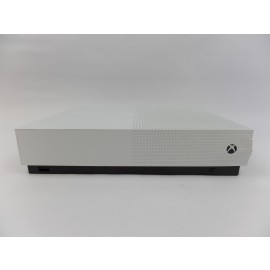 READ For Parts: Microsoft Xbox One S No HDD Gaming Console - damages #1