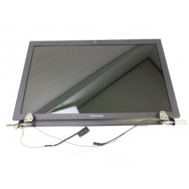 """15.6"""" LCD Screen Assembly with Web Camera Hinges for Toshiba Tecra R850 U"""