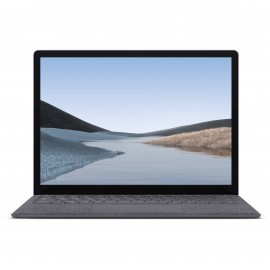 """Microsoft Surface Laptop 3 1867 13.5"""" Touch i5-1035G7 8GB 128GB W10 Silver -Dent"""