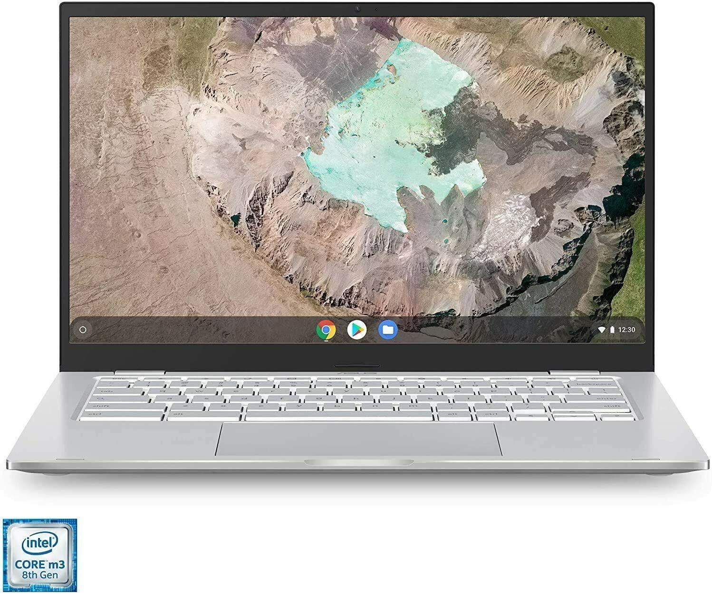 "ASUS Chromebook C425TA-WH348 14"" FHD m3-8100Y 1.1GHz 4GB 128GB Chrome"