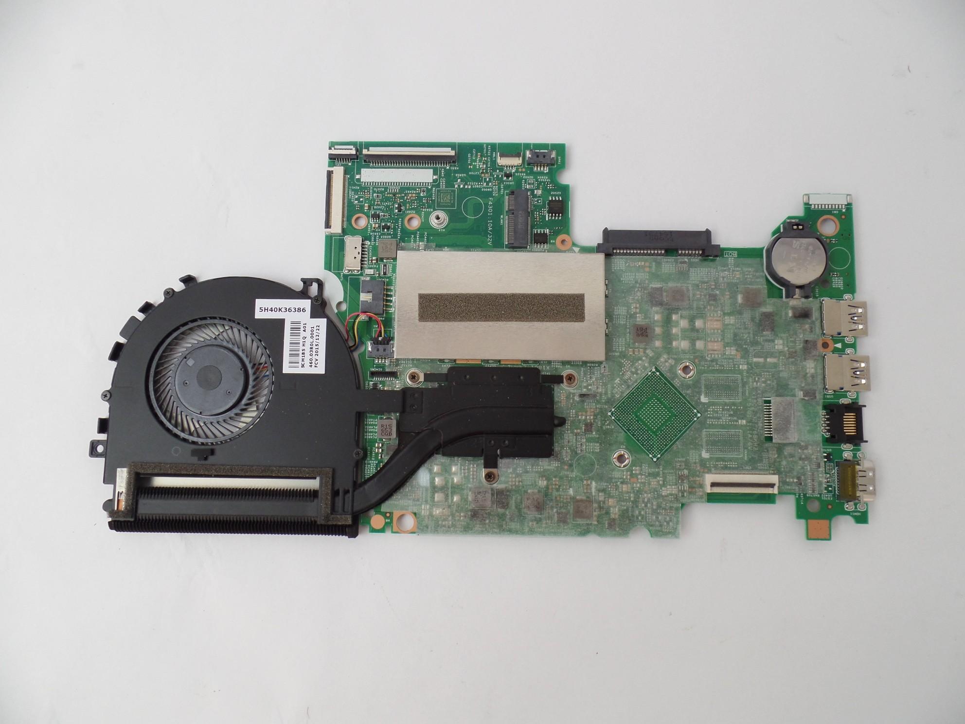 Read: Bad Motherboard for Lenovo Flex 3 1580 i7-6500U 80R4 PN: 5B20K36400