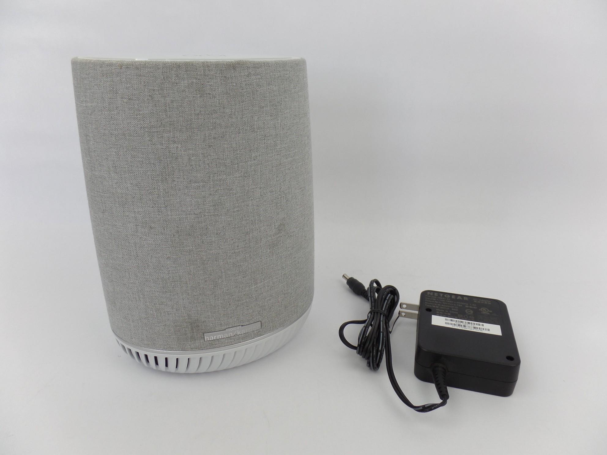 Netgear Orbi Voice Smart Speaker w/ WiFi Mesh Extender Built-in RBS40V