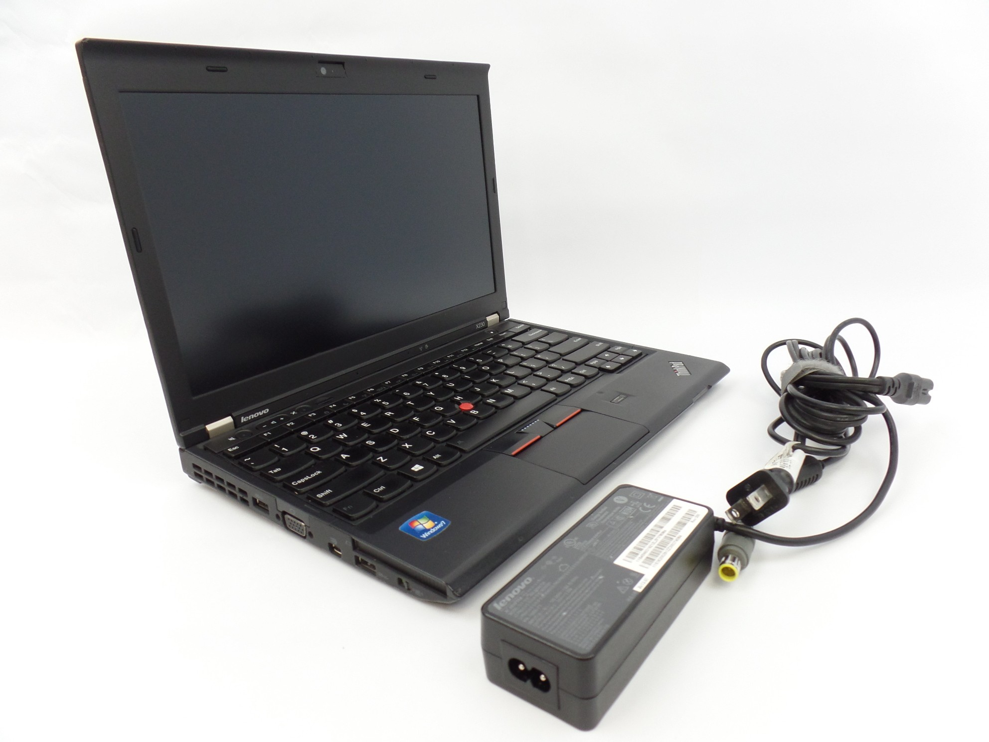 "Lenovo ThinkPad x230 12.5"" HD i5-3320M 2.6GHz 8GB 320GB HDD W7P Laptop 23252QU U"