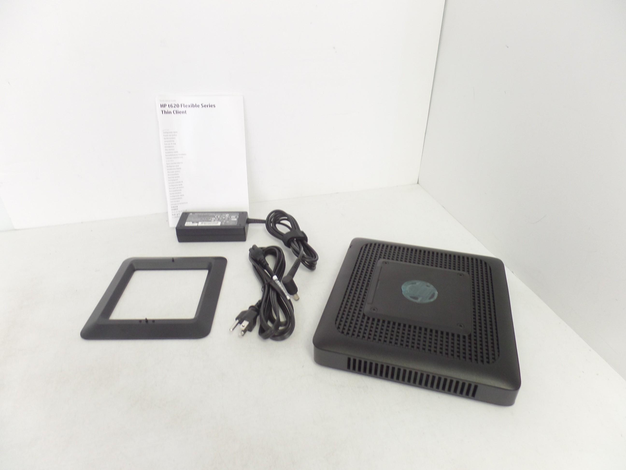 HP t620 Flexible Thin Client GX-415GA 4GB RAM 16GB SSD G4V27UA Desktop U