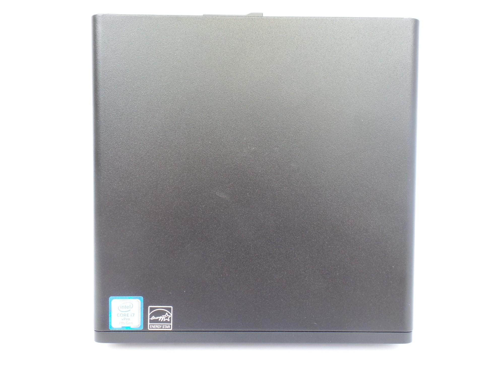 HP EliteDesk 800 G3 Mini PC i7-7700T 2 9GHz 16GB 256GB SSD W10P 2SW13U8  Tiny OB